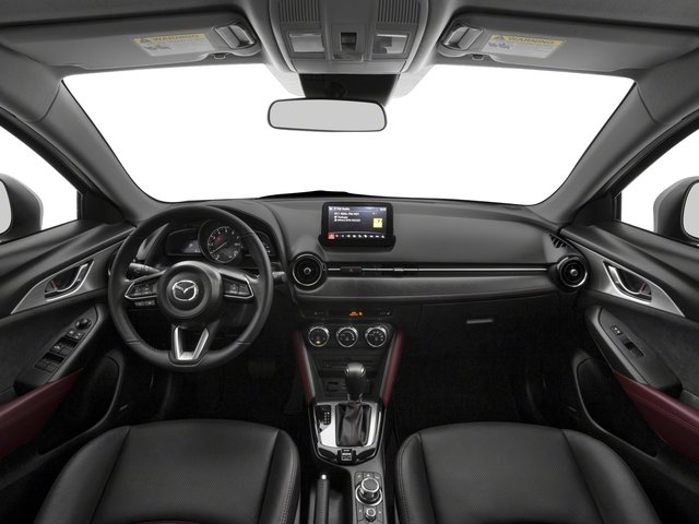 2018 Mazda CX-3 Base Price Grand Touring FWD Pricing full dashboard