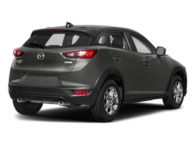 2018 Mazda CX-3 Base Price Sport AWD Pricing side rear view
