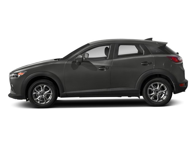 2018 Mazda CX-3 Base Price Sport AWD Pricing side view