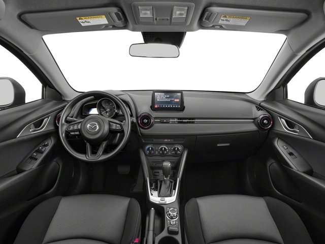 2018 Mazda CX-3 Pictures CX-3 Sport AWD photos full dashboard