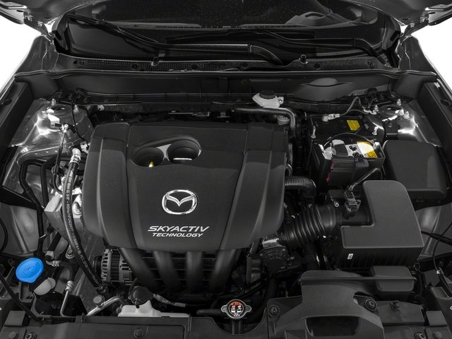 2018 Mazda CX-3 Pictures CX-3 Sport AWD photos engine