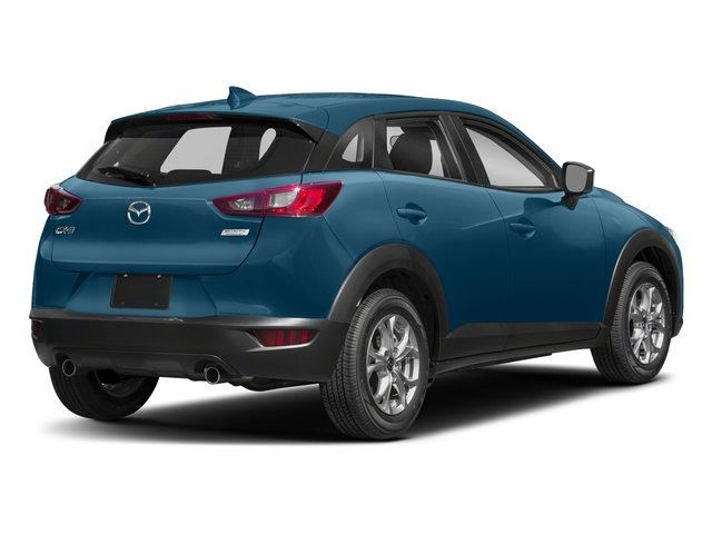 2018 Mazda CX-3 Base Price Sport FWD Pricing side rear view