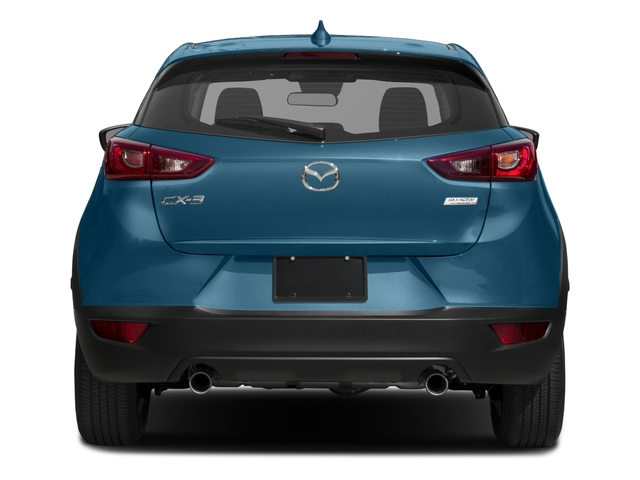 2018 Mazda CX-3 Prices and Values Utility 4D Sport 2WD I4 rear view