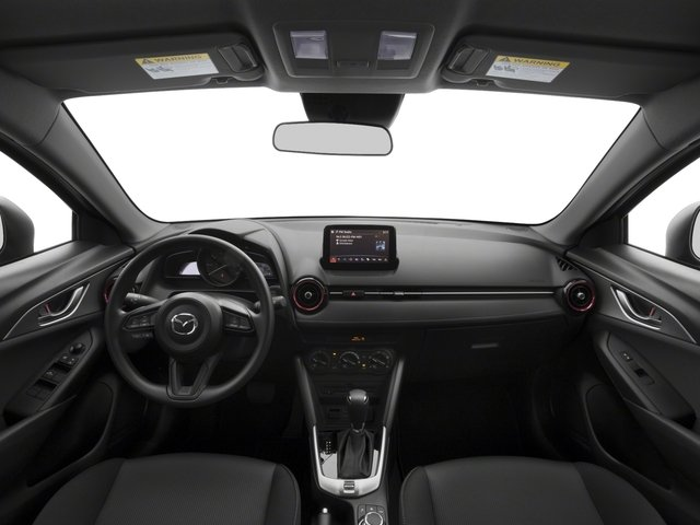 2018 Mazda CX-3 Prices and Values Utility 4D Sport 2WD I4 full dashboard