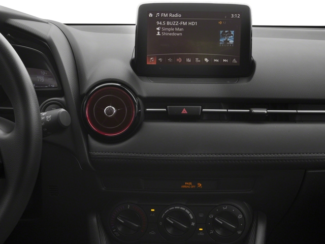 2018 Mazda CX-3 Pictures CX-3 Sport FWD photos stereo system