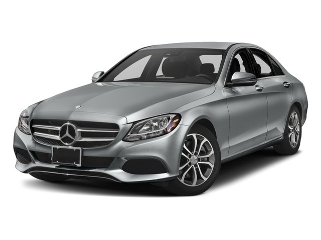 2018 Mercedes-Benz C-Class Base Price C 300 Sedan Pricing side front view