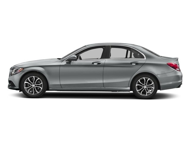 2018 Mercedes-Benz C-Class Pictures C-Class C 300 Sedan photos side view
