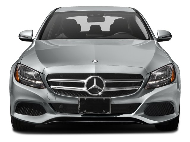 2018 Mercedes-Benz C-Class Base Price C 300 4MATIC Sedan Pricing front view