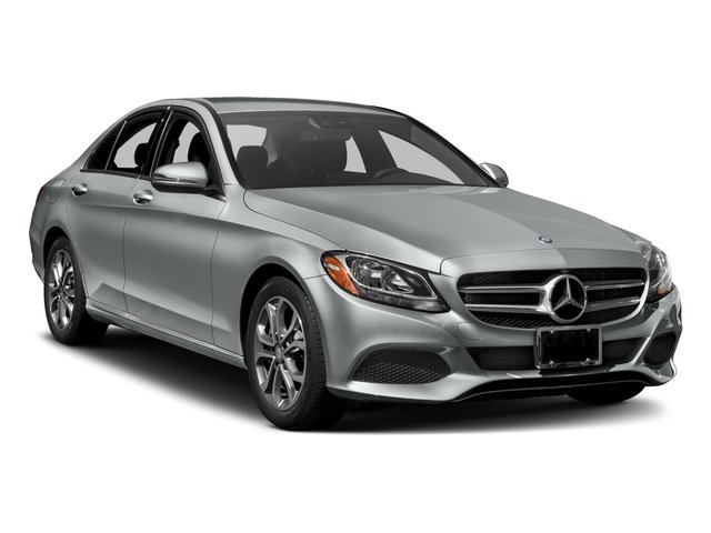 2018 Mercedes-Benz C-Class Prices and Values Sedan 4D C300 I4 Turbo side front view