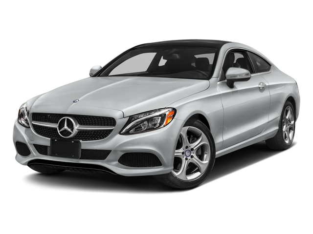 2018 Mercedes-Benz C-Class Base Price C 300 4MATIC Coupe Pricing side front view
