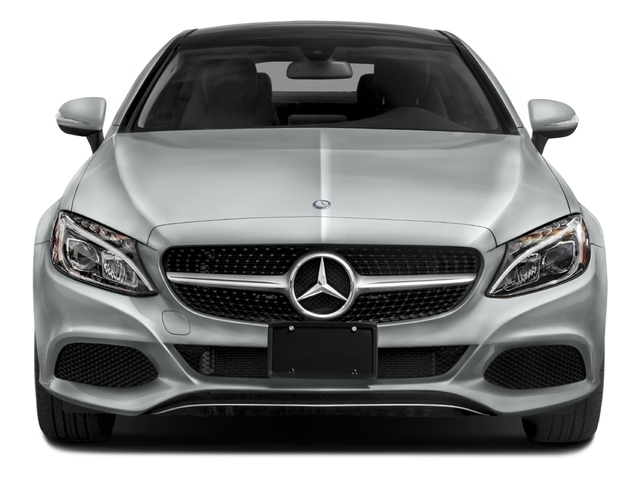 2018 Mercedes-Benz C-Class Base Price C 300 4MATIC Coupe Pricing front view