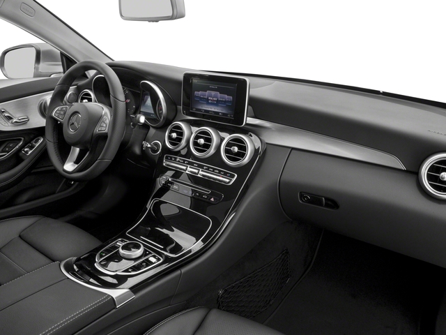 2018 Mercedes-Benz C-Class Base Price C 300 4MATIC Coupe Pricing passenger's dashboard