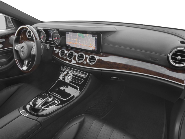 2018 Mercedes-Benz E-Class Pictures E-Class E 300 RWD Sedan photos passenger's dashboard