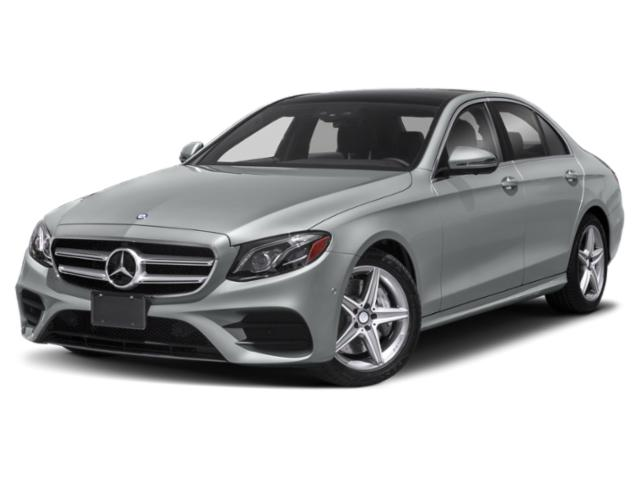 2018 Mercedes-Benz E-Class Base Price E 300 RWD Sedan Pricing side front view
