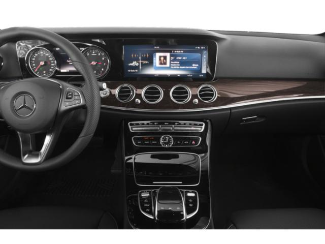 2018 Mercedes-Benz E-Class Base Price E 300 RWD Sedan Pricing stereo system