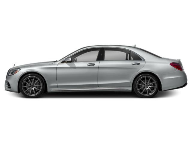 2018 Mercedes-Benz S-Class Pictures S-Class S 450 Sedan photos side view
