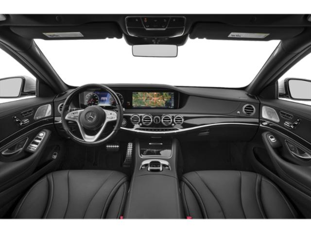 2018 Mercedes-Benz S-Class Pictures S-Class S 450 Sedan photos full dashboard