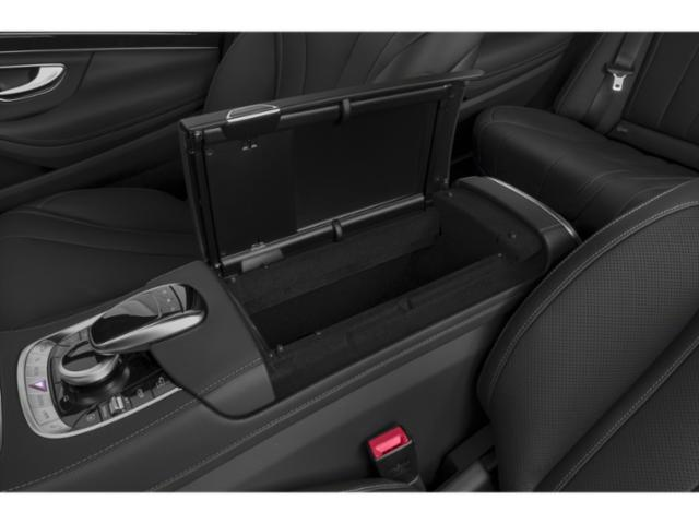 2018 Mercedes-Benz S-Class Pictures S-Class S 450 4MATIC Sedan photos center storage console