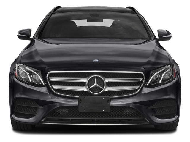 2018 Mercedes-Benz E-Class Prices and Values Wagon 4D E400 AWD V6 Turbo front view