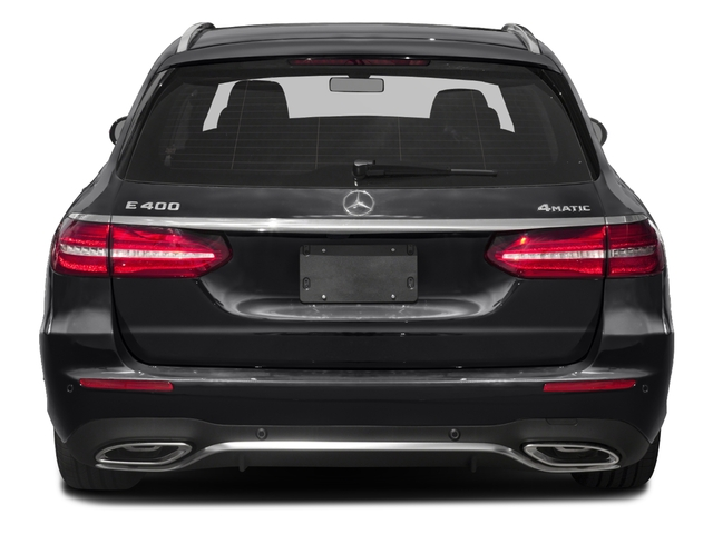 2018 Mercedes-Benz E-Class Prices and Values Wagon 4D E400 AWD V6 Turbo rear view