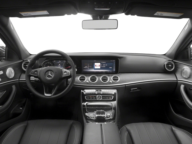 2018 Mercedes-Benz E-Class Prices and Values Wagon 4D E400 AWD V6 Turbo full dashboard