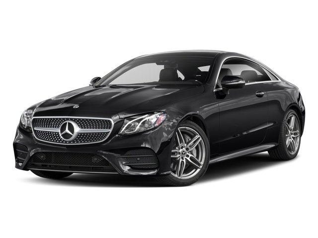 2018 Mercedes-Benz E-Class Base Price E 400 RWD Coupe Pricing