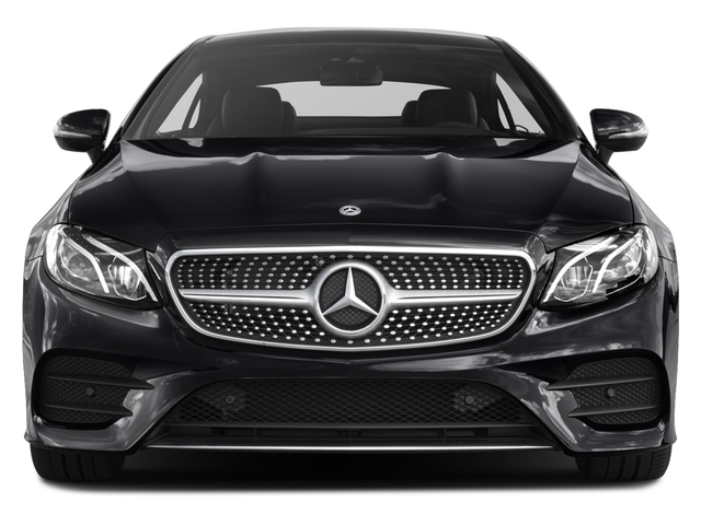 2018 Mercedes-Benz E-Class Base Price E 400 RWD Coupe Pricing front view