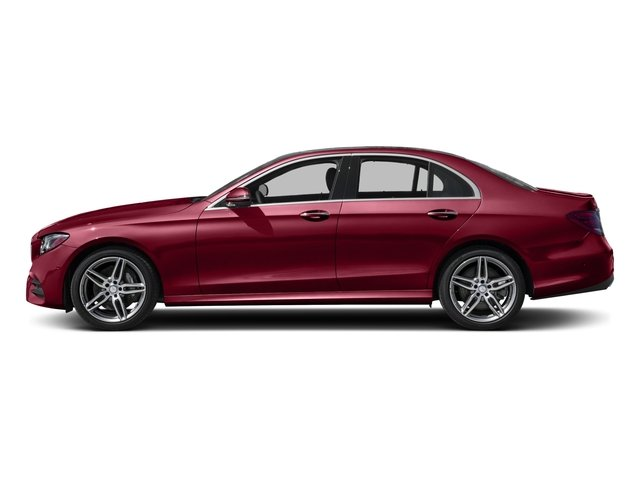 2018 Mercedes-Benz E-Class Prices and Values Sedan 4D E400 AWD V6 Turbo side view