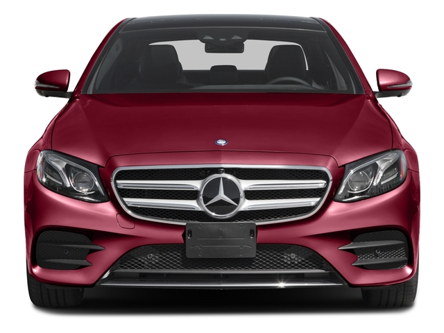 2018 Mercedes-Benz E-Class Prices and Values Sedan 4D E400 AWD V6 Turbo front view