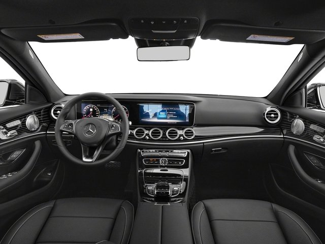 2018 Mercedes-Benz E-Class Prices and Values Sedan 4D E400 AWD V6 Turbo full dashboard