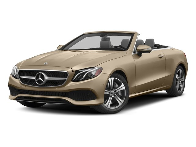 2018 Mercedes-Benz E-Class Base Price E 400 4MATIC Cabriolet Pricing