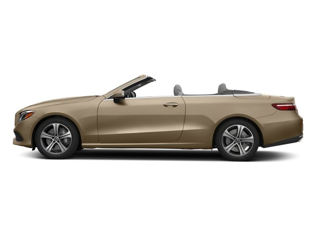 2018 Mercedes-Benz E-Class Base Price E 400 RWD Cabriolet Pricing side view