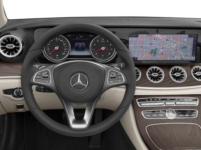 2018 Mercedes-Benz E-Class Base Price E 400 4MATIC Cabriolet Pricing driver's dashboard