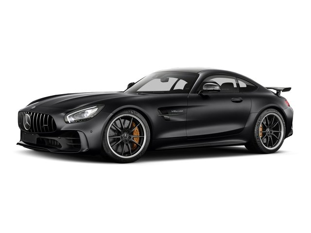 2018 Mercedes-Benz AMG GT Base Price AMG GT R Coupe Pricing side front view