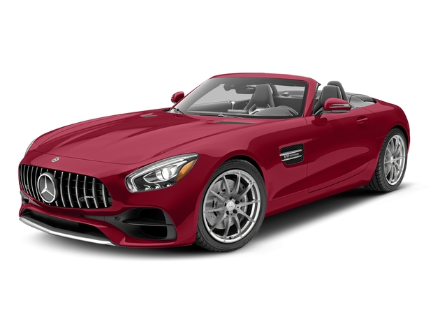 2018 Mercedes-Benz AMG GT Base Price AMG GT Roadster Pricing side front view