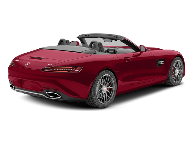 2018 Mercedes-Benz AMG GT Base Price AMG GT Roadster Pricing side rear view