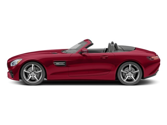 2018 Mercedes-Benz AMG GT Base Price AMG GT Roadster Pricing side view