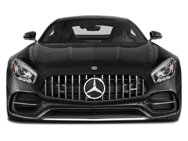 2018 Mercedes Benz AMG GT Base Price AMG GT S Coupe Pricing Front View