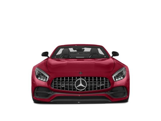 2018 Mercedes-Benz AMG GT Base Price AMG GT Coupe Pricing front view