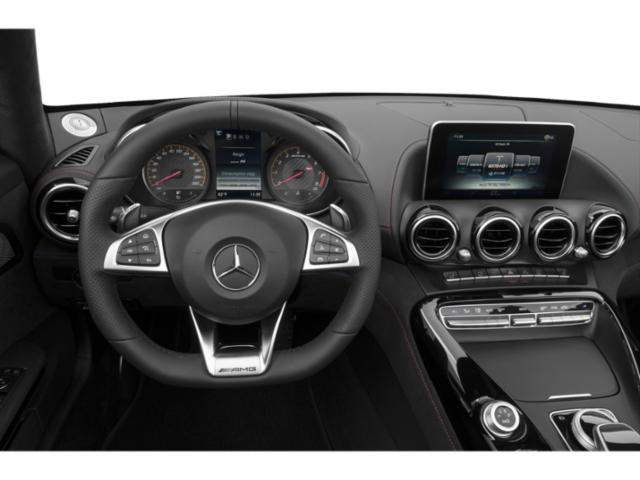 2018 Mercedes-Benz AMG GT Base Price AMG GT Coupe Pricing driver's dashboard