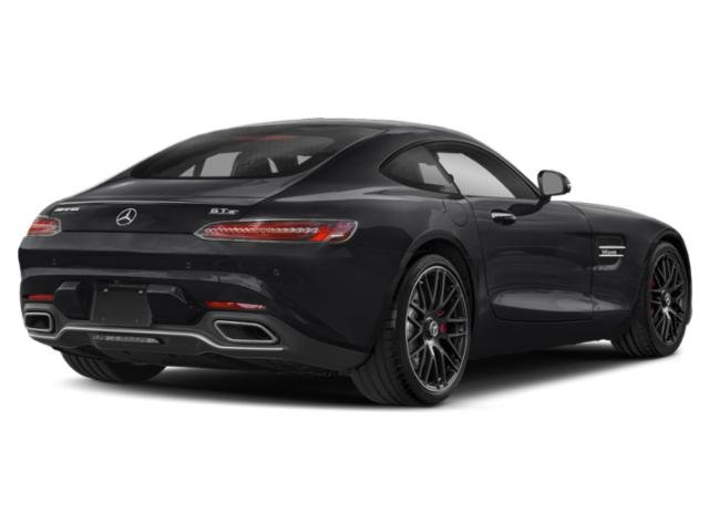 2018 Mercedes-Benz AMG GT Base Price AMG GT Coupe Pricing side rear view