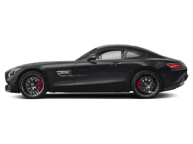 2018 Mercedes-Benz AMG GT Base Price AMG GT Coupe Pricing side view
