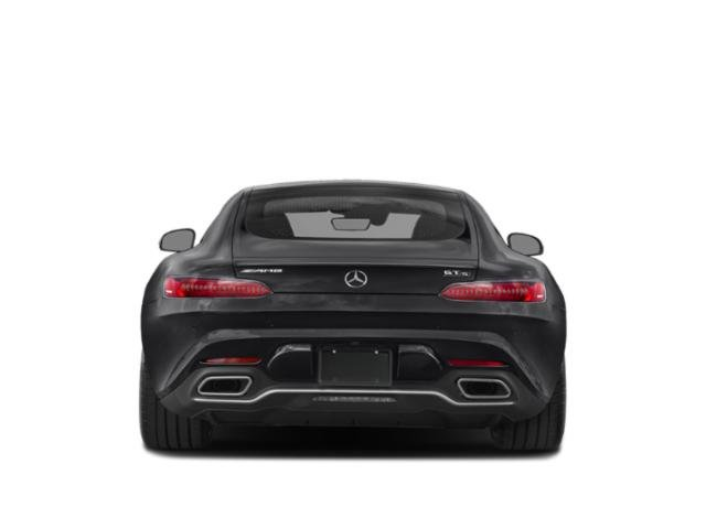 2018 Mercedes-Benz AMG GT Base Price AMG GT Coupe Pricing rear view