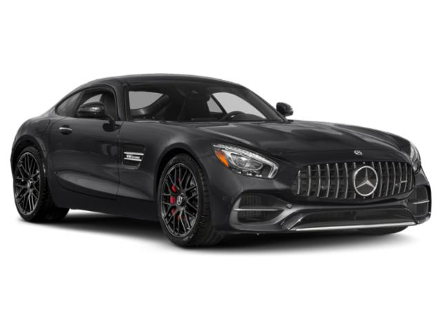 2018 Mercedes-Benz AMG GT Pictures AMG GT R 2 Door Coupe photos side front view