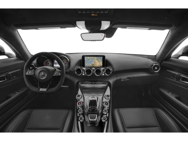 2018 Mercedes-Benz AMG GT Base Price AMG GT Coupe Pricing full dashboard