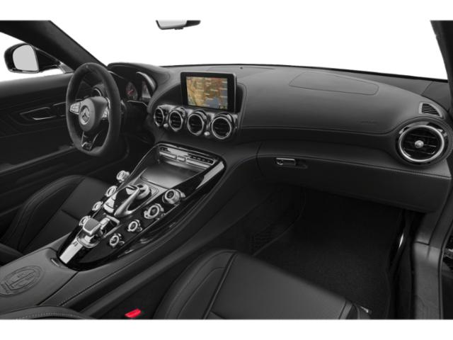 2018 Mercedes-Benz AMG GT Base Price AMG GT Coupe Pricing passenger's dashboard