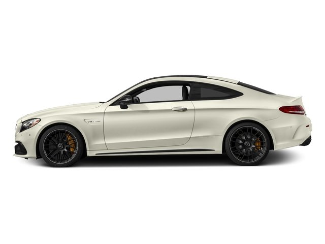 2018 Mercedes-Benz C-Class Base Price AMG C 63 S Coupe Pricing side view