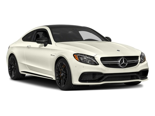 2018 Mercedes-Benz C-Class Prices and Values Coupe 2D C63 AMG S V8 Turbo side front view