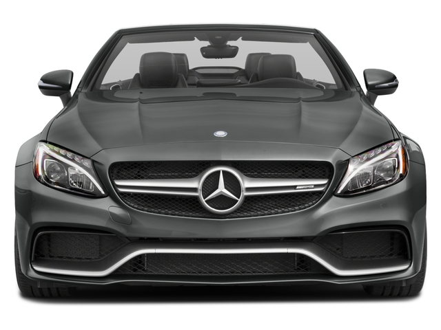 2018 Mercedes-Benz C-Class Base Price AMG C 63 Cabriolet Pricing front view