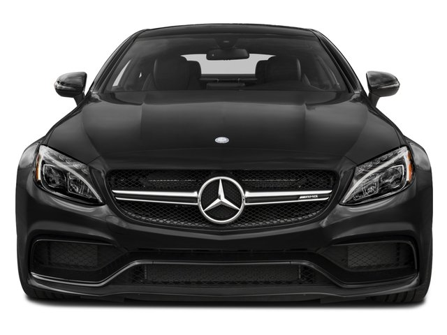 2018 Mercedes-Benz C-Class Prices and Values Coupe 2D C63 AMG V8 Turbo front view